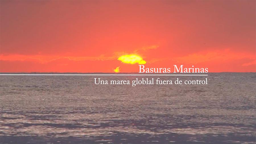 Basuras-marinas: Una marea global fuera de control